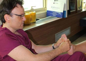 ayak tedavi yöntemi